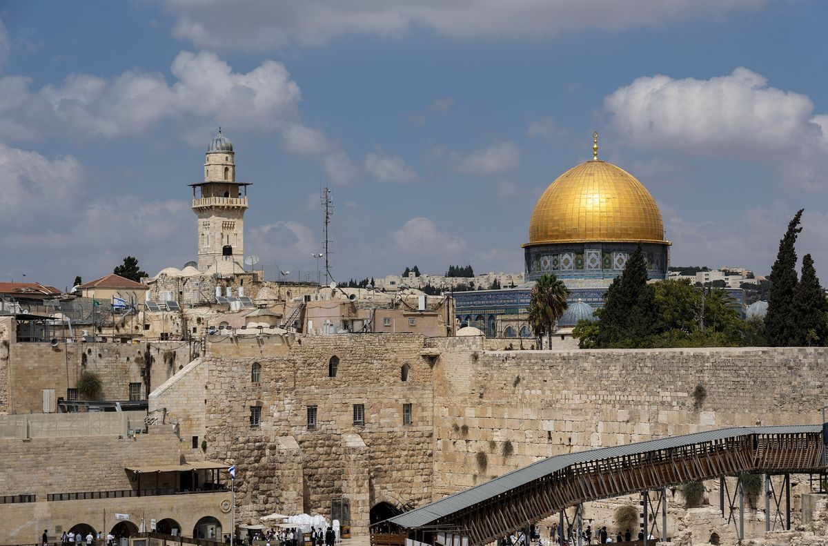 Jerusalem. Quelle: Internationale Konflikte